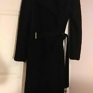 Ivanka Trump long coat